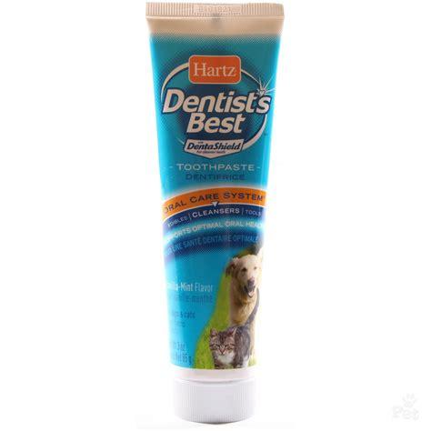 best toothpaste hartz dentist s best toothpaste