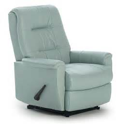 Swivel Rocker Recliner Felicia Swivel Rocker Recliner With Button Tufted Back By Best Home Furnishings Wolf And