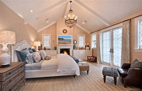 vaulted ceiling bedroom the interior the house that a m built
