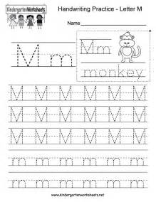 printable alphabet test kindergarten people writing worksheet letter m preschool people best
