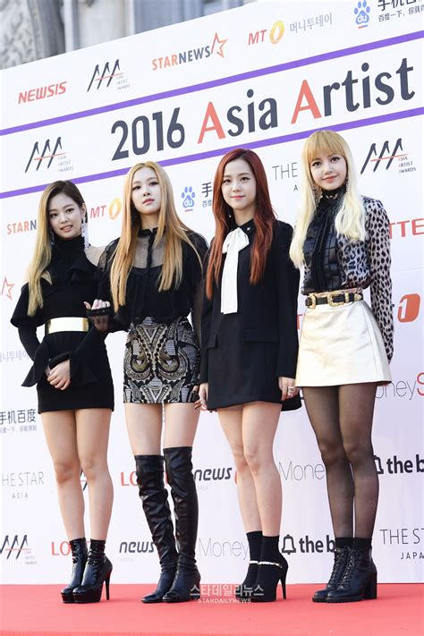 Blackpink Awards   k pop and k drama stars shine at 2016 asia artist awards