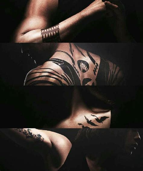 divergent tattoos divergent movies pinterest