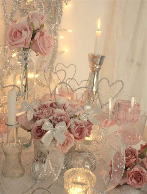shabby chic decor for most romantic valentine s day