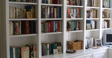Built In Bookshelves With Cabinets Don T Know How Much Of How Much For Built In Bookshelves