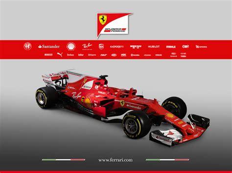 nama film balap mobil ferrari beri nama sf70h untuk mobil balap f1 musim 2017