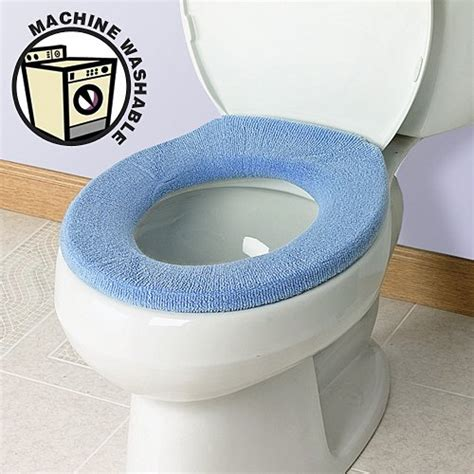 bathroom seat cover soft n comfy toilet seat cover sky blue ebay