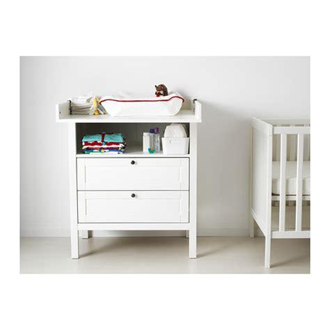Sundvik Cambiador C 243 Moda Blanco Nursery Babies And Ikea Sundvik Changing Table