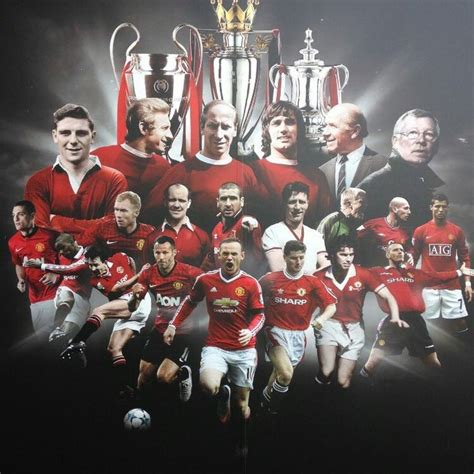 Utd Legends Wallpaper
