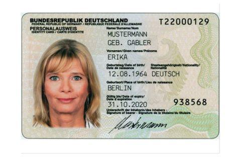 Russian Id Card Template by Neues Kba Verfahren Punkteauskunft Via Autobild De