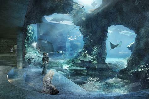 aquarium design standards ozeanium zoo basel boltshauser beta