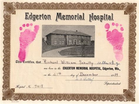 County Hospital Birth Records Connie Nelson S Genealogy Birth Records Index