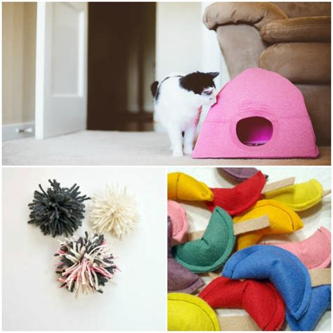 Diy Cat Toys From Marmalade by 15 Easy Diy Cat Toys You Can Make For Your Today