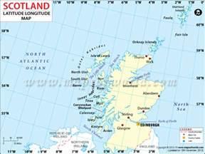 Scotland World Map by Pics Photos Scotland Latitude And Longitude Map
