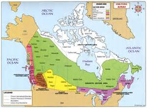 nations of canada map canada s history canada s history