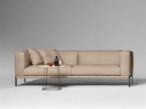 3 Seater Leather Sofa Harvey By Alivar Design Angeletti Harvey Leather Sofa