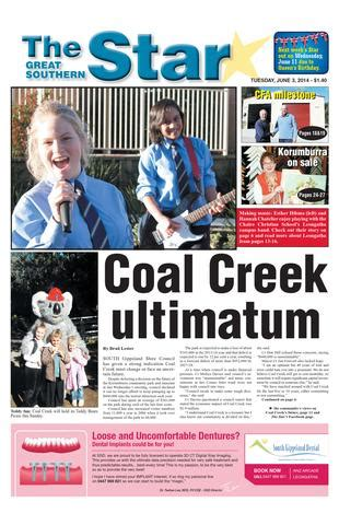 issuu the great southern star april 1 2014 by the the great southern star june 3 2014 by the great
