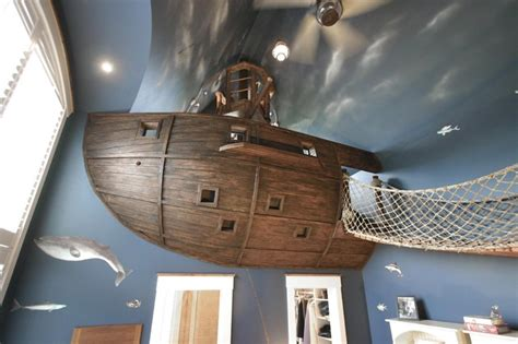 cool things for room pirate ship room other things eclectic