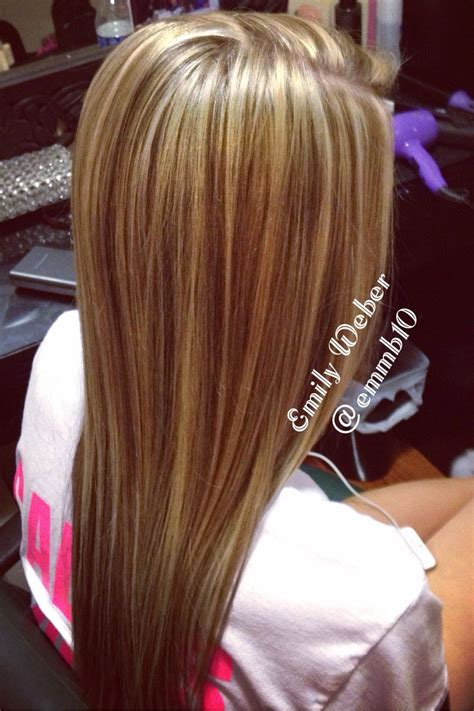 foiled hair color photos hair color foils dark brown highlight lowlight hair blonde brown redken layers beauty