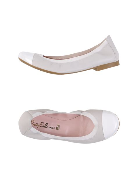 white flat ballet shoes white ballet flats shoes 28 images white flowered