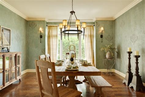 Lighting For Dining Rooms Tips Vintage Dining Room Lighting Ideas Wih Vintage Bronze