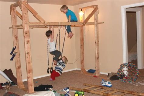 Diy Indoor Jungle Gym an indoor jungle what a great way to stimulate