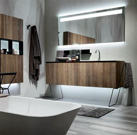 Holz Badm Bel 109 by Moderne Badewanne Led Beleuchtung