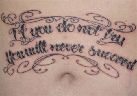 tattoo ideas english words phrases tattoo stomach quotes quotesgram