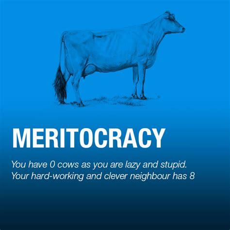 cows explain economics    class