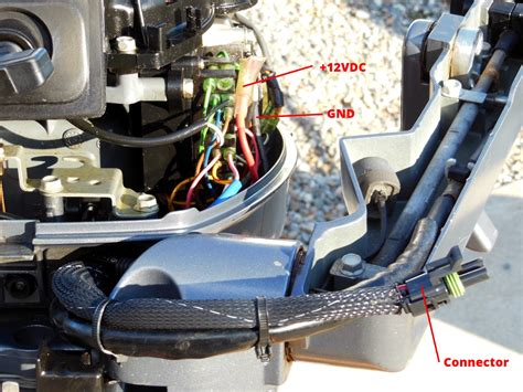 upgrade your outboard motor to charge your battery the