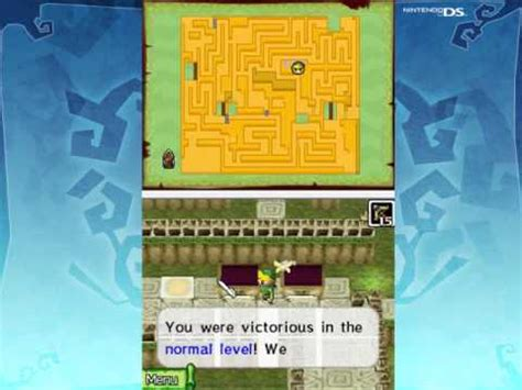 legend of zelda map maze let s play the legend of zelda phantom hourglass part 55
