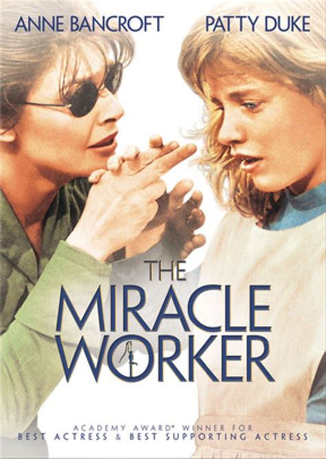 The Miracle Worker With Subtitles Miracle Worker Dvd Vision Christian And Dvds