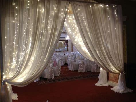 event curtains venue dressing liverpool big entertainment weddings