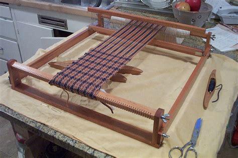 woodworking plans rigid heddle loom   wood