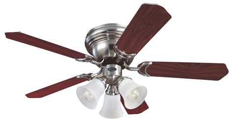 Choosing Ceiling Fans by Choosing The Right Low Profile Ceiling Fans Knowledgebase