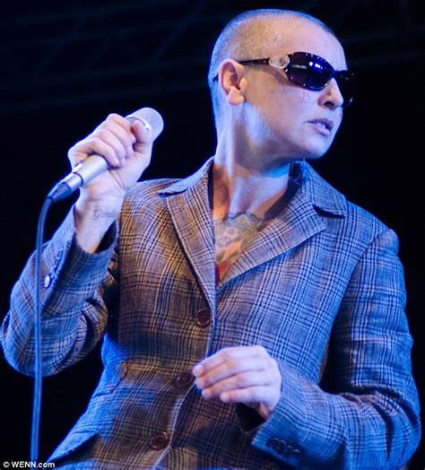 celebrity french meaning sinead o connor gets face tattoos with the initials of a