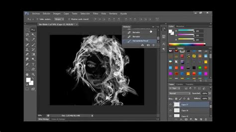 tutorial dreamweaver cs6 español pdf tutorial photoshop cs6 smokin rainbow espa 241 ol youtube