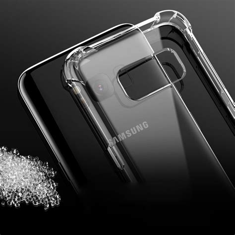 Softcase Anti Samsung Galaxy J7 2015anti Bantingsoft מוצר shockproof clear soft silicone cases for samsung galaxy note 8 j3 j5 j7 a5 a5 a7 2017