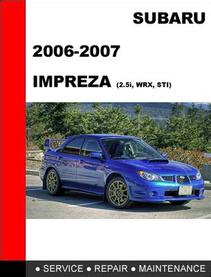 Subaru Manual Best Repair Manual Download