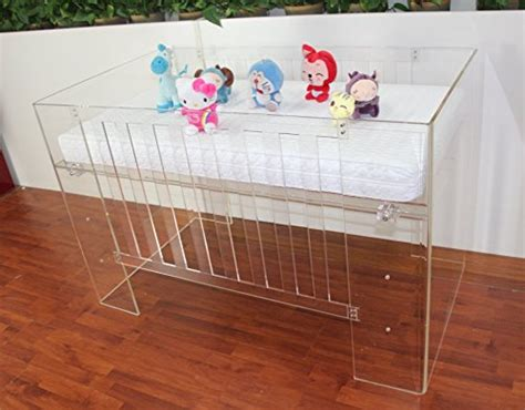 Acrylic Baby Crib by Acrylic Baby Cribs When Traditional Decor Just Isn T In
