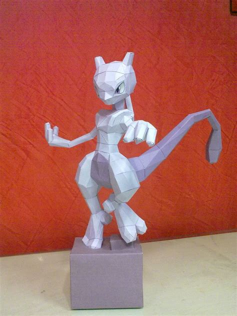 Mewtwo Papercraft - related keywords suggestions for mewtwo papercraft