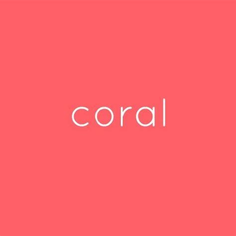 coral color pin by andreea kay michaud on coral obsession pinterest