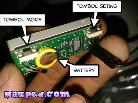 Jam Digital Buat Motor Atau Mobil 12volt racun baru 3 in 1 jam digital voltmeter dan pengukur suhu mazpedia