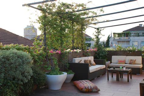 immagini terrazzi emejing arbusti da terrazzo gallery idee arredamento