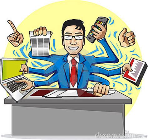 Busy Busy Doing Lots Of Writing Lots Of Shoppin by Busy Businessman Royalty Free Stock Images Image 17125749