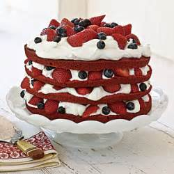 red white and blue trifle recipe sandra lee food network red white and blue dessert recipe