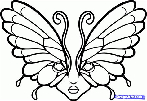 easy tattoo drawing step by step step 6 how to draw tattoo butterfly eyes