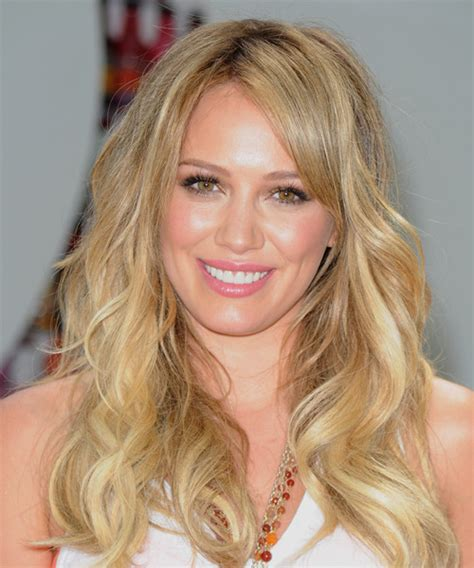 hilary duff long hairstyle hilary duff hairstyles in 2018