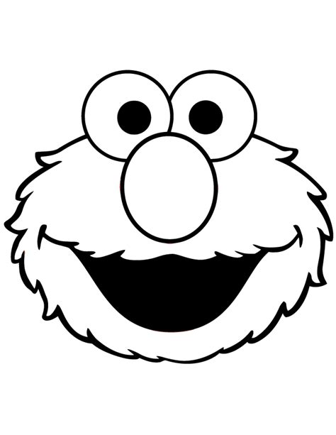 free printable elmo coloring pages amp coloring pages clipart clipart