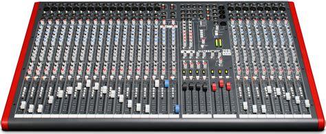 Mixer Allen Heath 24 Ch allen heath zed 428 vintage king audio