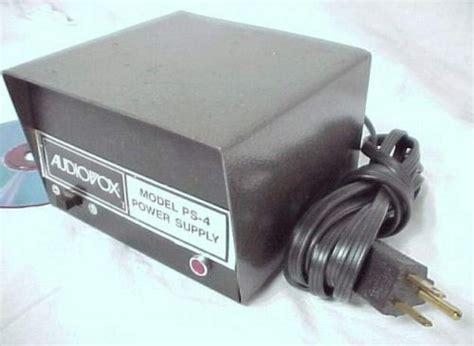 12 volt bench power supply audiovox 12 volt 4 amp dc auto bench test meter amplifier